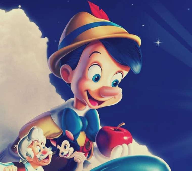 Movie nurture: Pinocchio