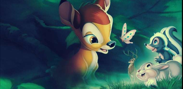 Movienurture: Bambi