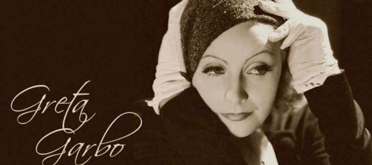 MovieNurture: Greta Garbo